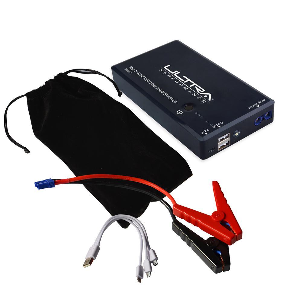 12-Volt 400 Amp Peak Lithium-ion Portable Multi-Function ...