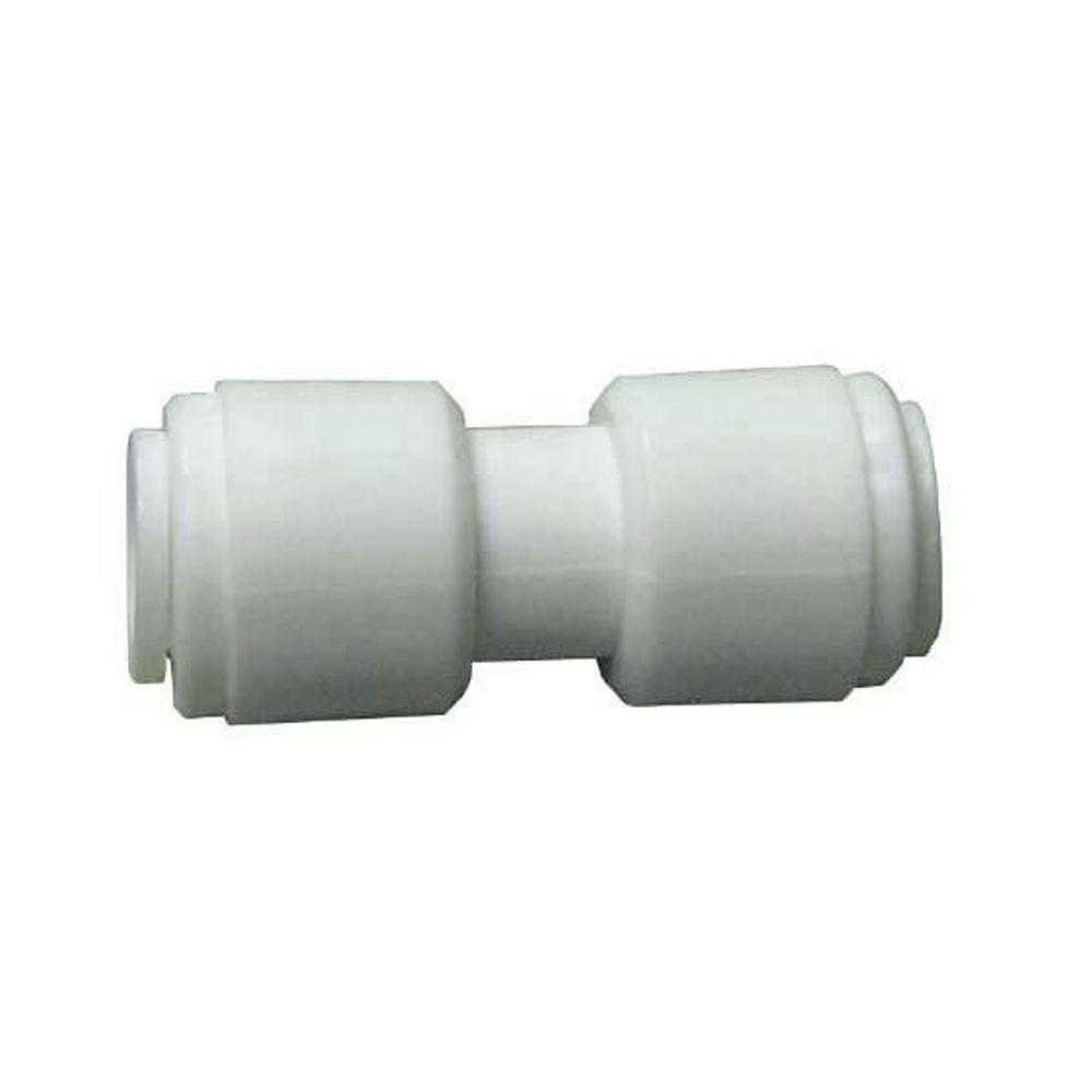 Hook up ice maker pvc pipe