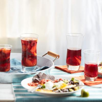 Martello 16-Piece Glass Set