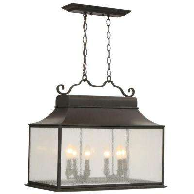 Rever Collection 6-Light Flemish Island Light