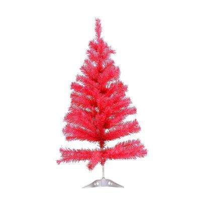 3 ft. Unlit LED Artificial Christmas Tree