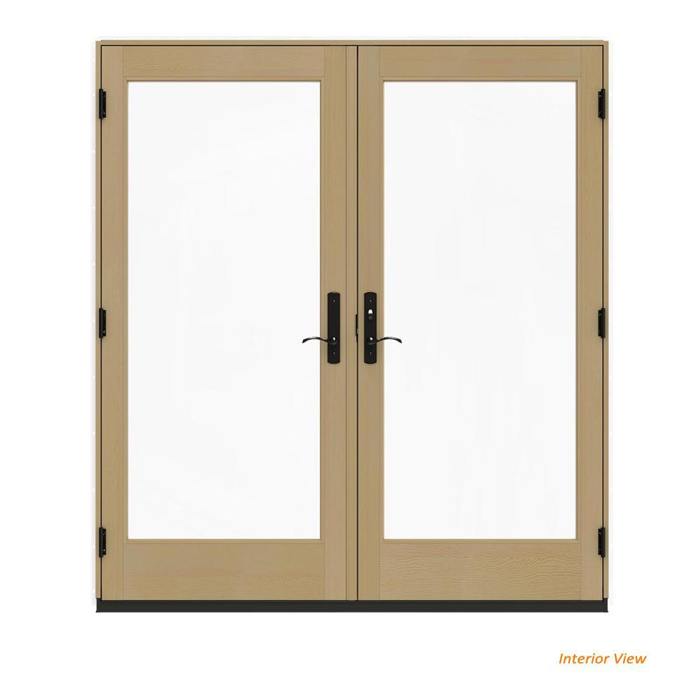 Jeld wen swinging door removed (has