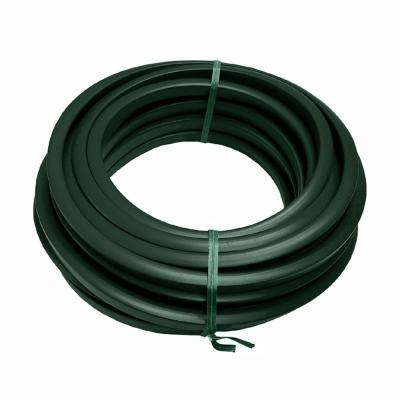 25 ft. Green Vinyl Trim Cap Edging