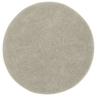 Foliage Sage 3 ft. x 3 ft. Round Accent Rug