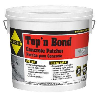 10 lb. Top'n Bond Concrete Patcher