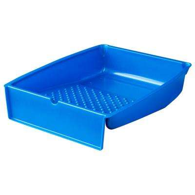 4 Quart Plastic Paint Roller tray - deep well - 3 Pack