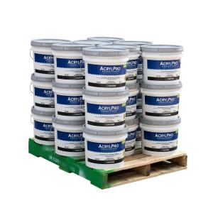 Custom Building Products AcrylPro 3-1/2 Gal. Ceramic Tile Adhesive (24 buckets/... by Custom Building Products