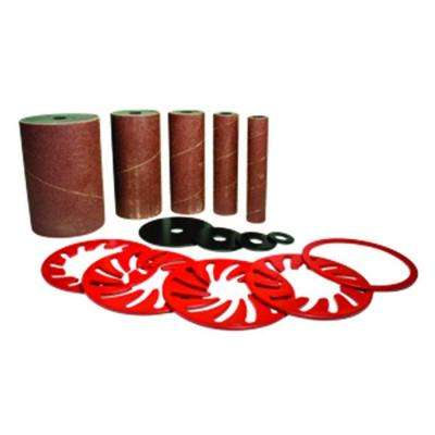 Drum/ Sleeve Sanding Kit for B.O.S.S. Spindle Sander