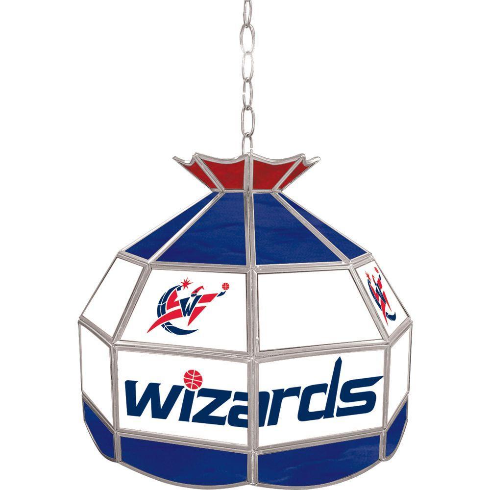 Trademark Washington Wizards NBA 16 In. Nickel Hanging