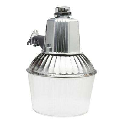 150-Watt Metallic Outdoor Dusk to Dawn Area Light with High Pressure Sodium Bulb and Mounting Arm