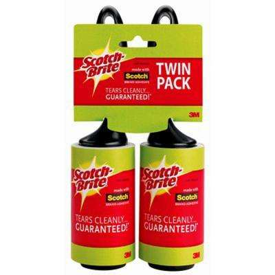 Twin Pack Lint Roller