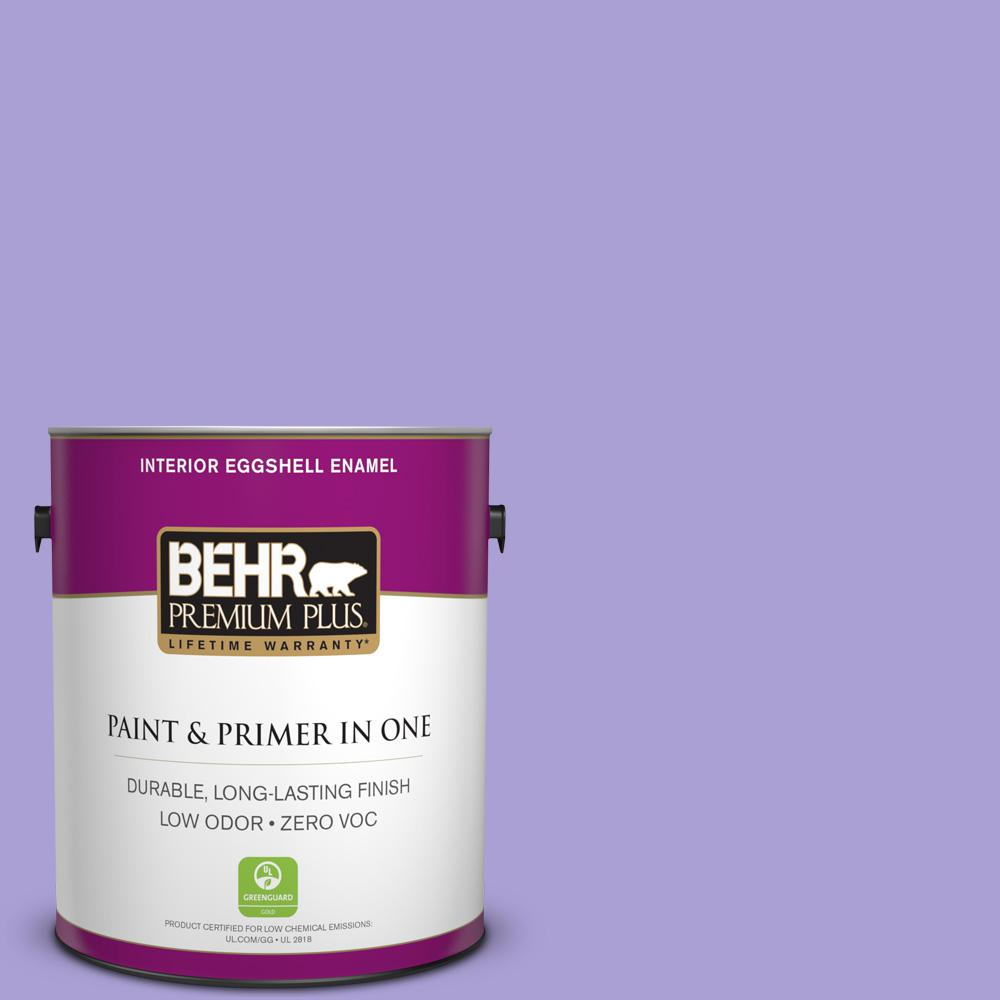 BEHR Premium Plus 1-gal. #P560-4 Magic Wand Eggshell Enamel Interior Paint