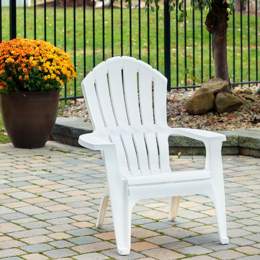 Enjoyable Adams Manufacturing Realcomfort White Resin Plastic Forskolin Free Trial Chair Design Images Forskolin Free Trialorg