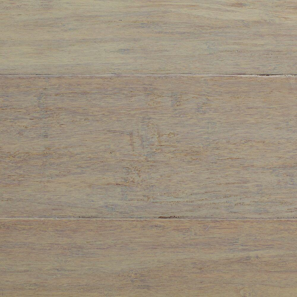 Home Decorators Collection Home Decorators Collection Handscraped Strand Woven Driftwood 1/2 in. x 5-1/8 in. Wide x 72-7/8 in. Length Solid Bamboo Flooring (25.93 sq.ft/case),