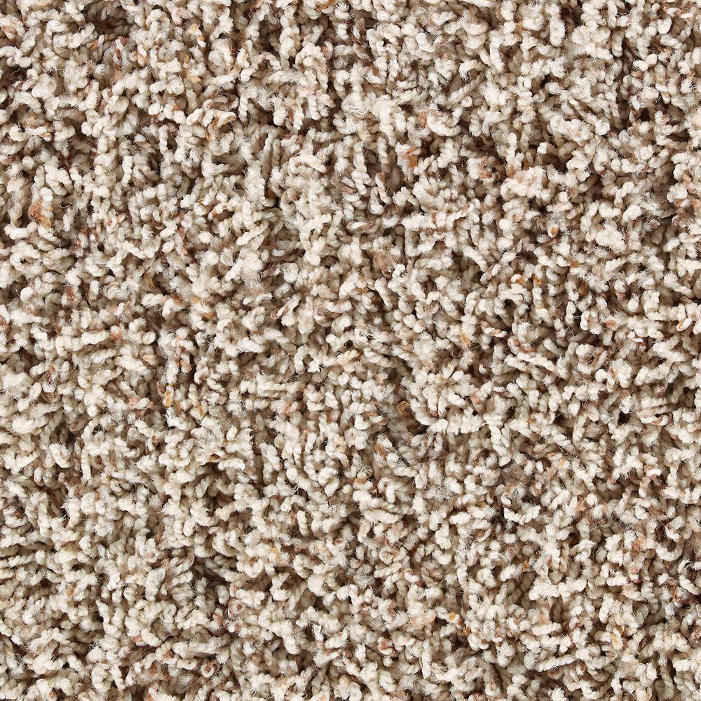 Martha Stewart Living La Paz Buckwheat Flour (T) - 6 in. x 9 in. Take Home Carpet Sample
