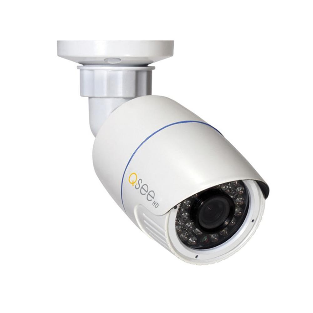 Indoor/Outdoor Bullet 4MP IP Security Camera