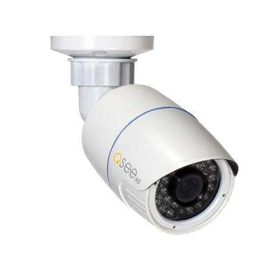 Indoor/Outdoor Bullet 4MP IP Security Camera