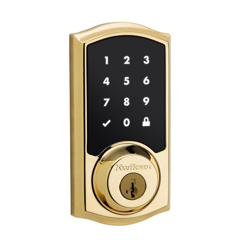 Brass - Smart Door Locks - Smart Home Access - The Home Depot