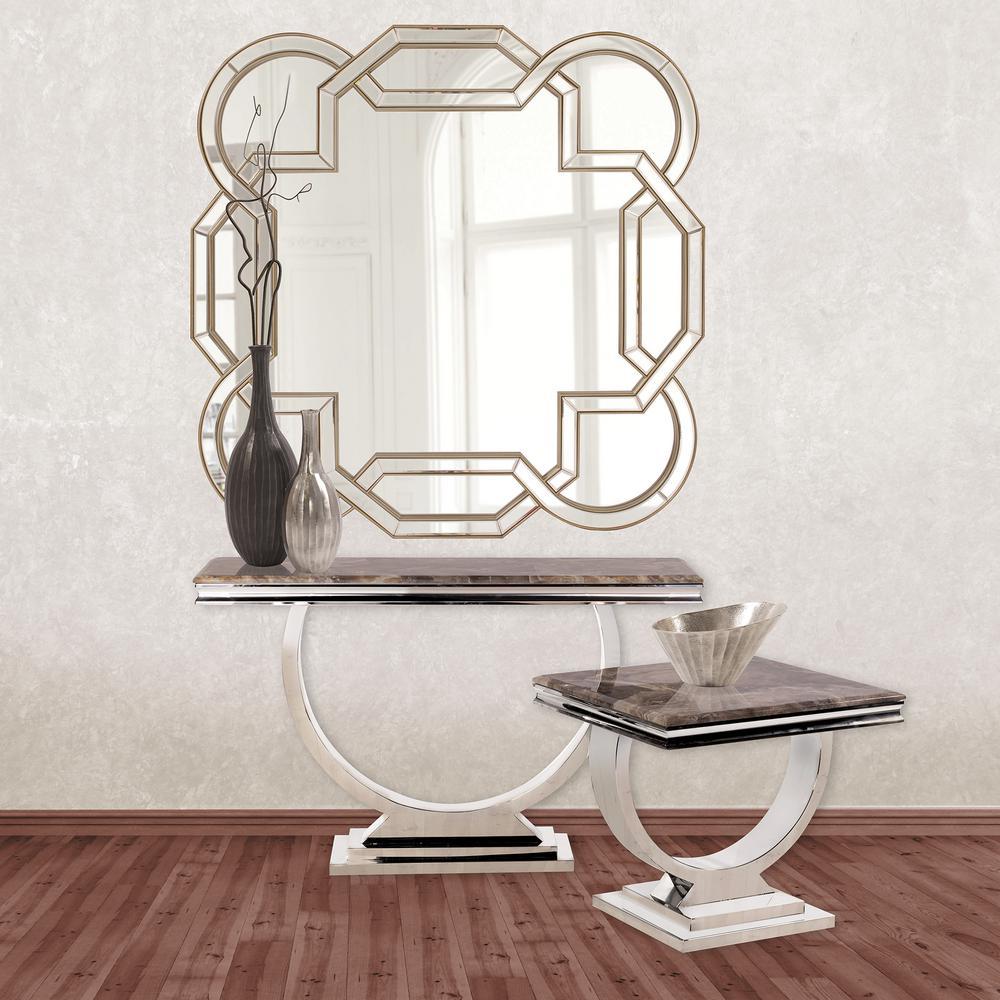 Aleena Square Mirror