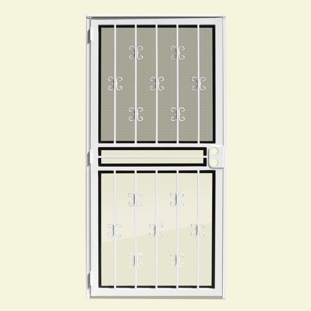 Unique Home Designs - Security Doors - Exterior Doors - The Home Depot