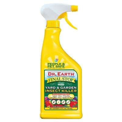 24 oz. Ready-to-Use Yard and Garden Insect Killer