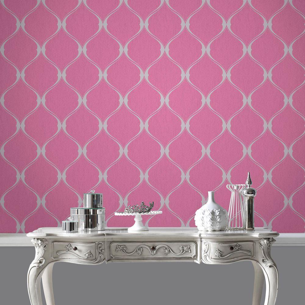 Pink Olympus Wallpaper