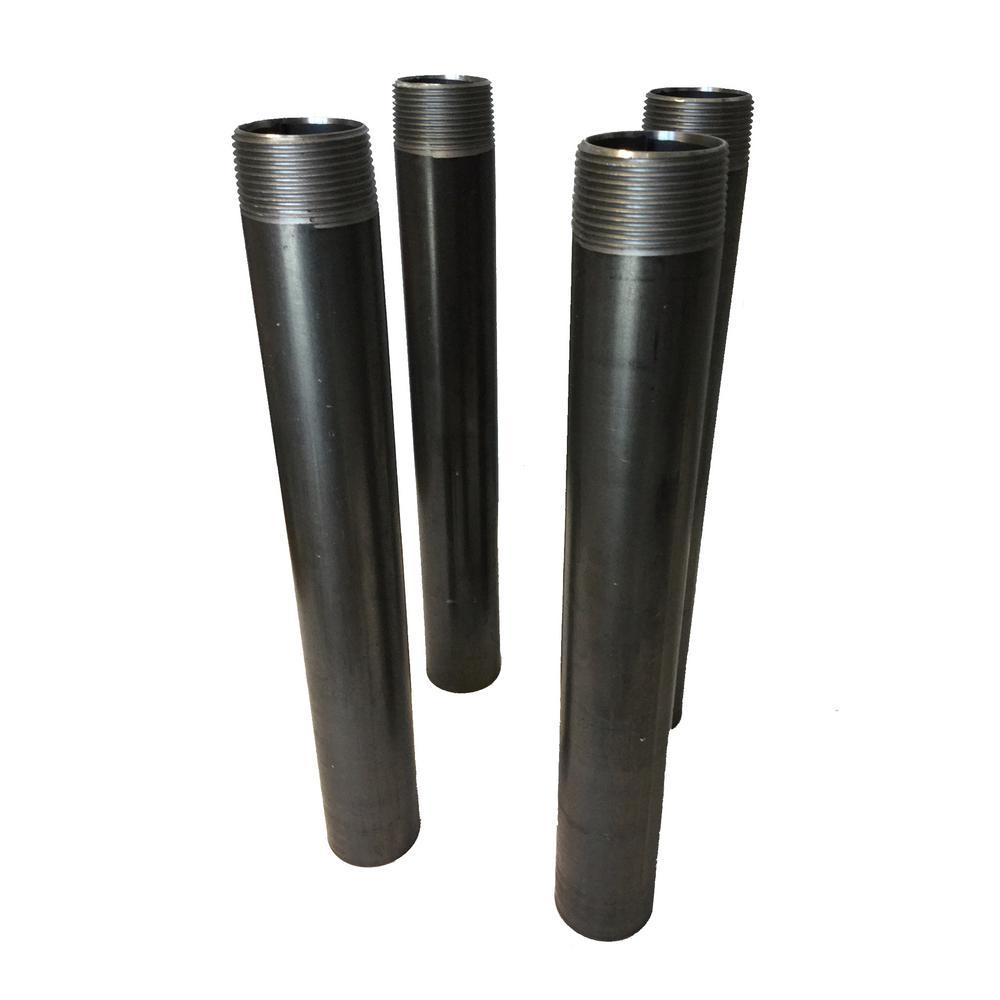 Plumbers Edge Oil Tank Leg Set