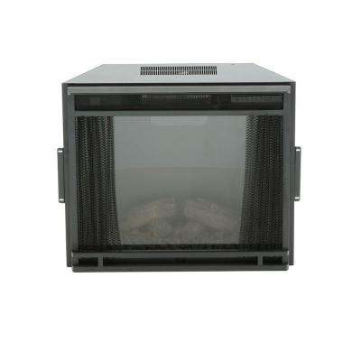 Vivid Flame 23 in. Electric Fireplace Insert