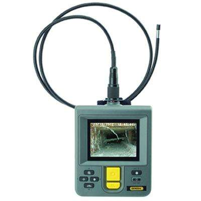 Rugged Compact High-Performance VGA Recording Video Inspection System