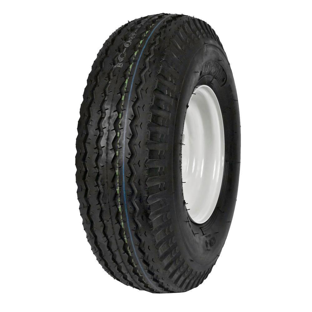 570-8 Load Range B Trailer Tire