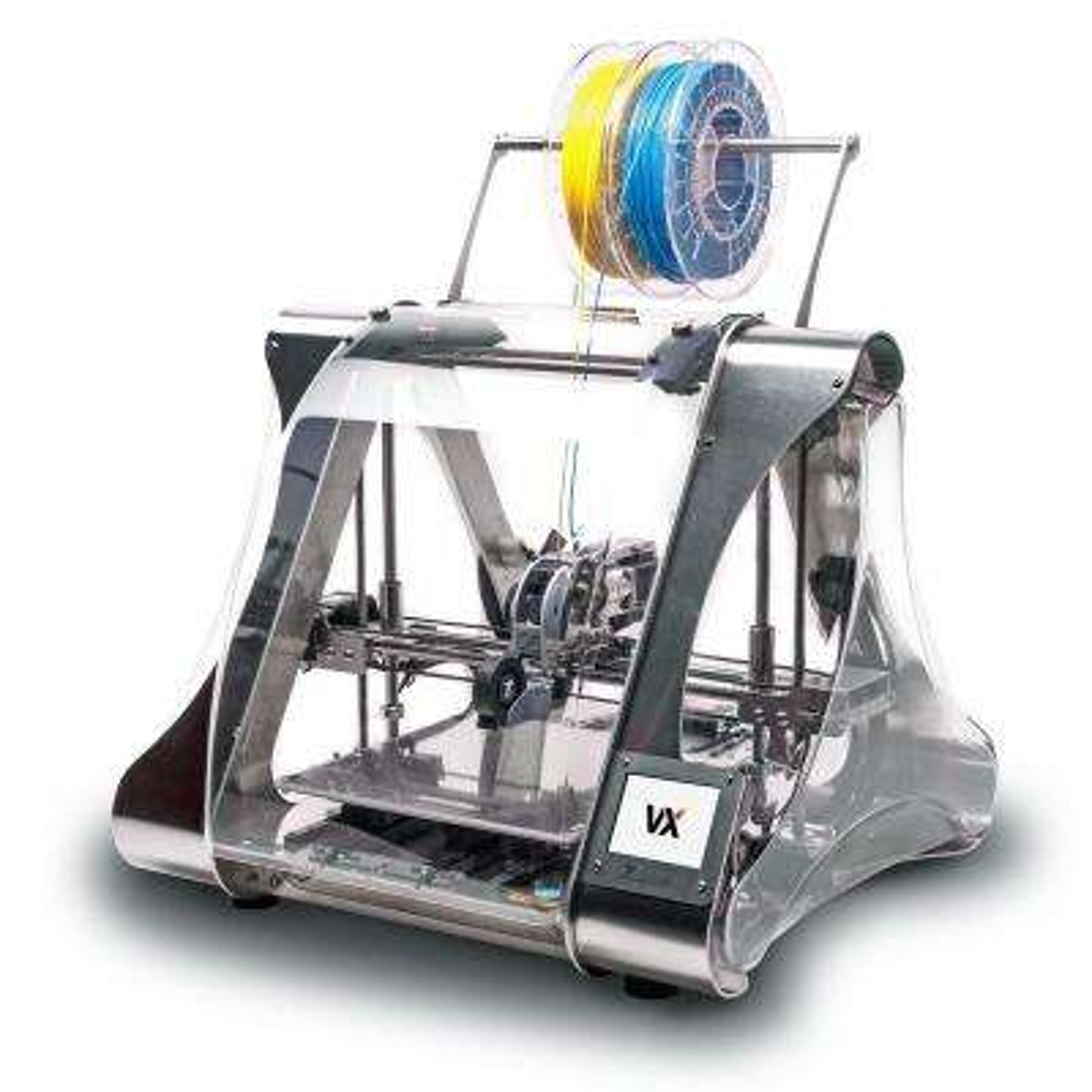 2 0 VX All-in-1 Dual Extruder 3D Printer/CNC Machine/Laser Cutter/Paste  Extruder
