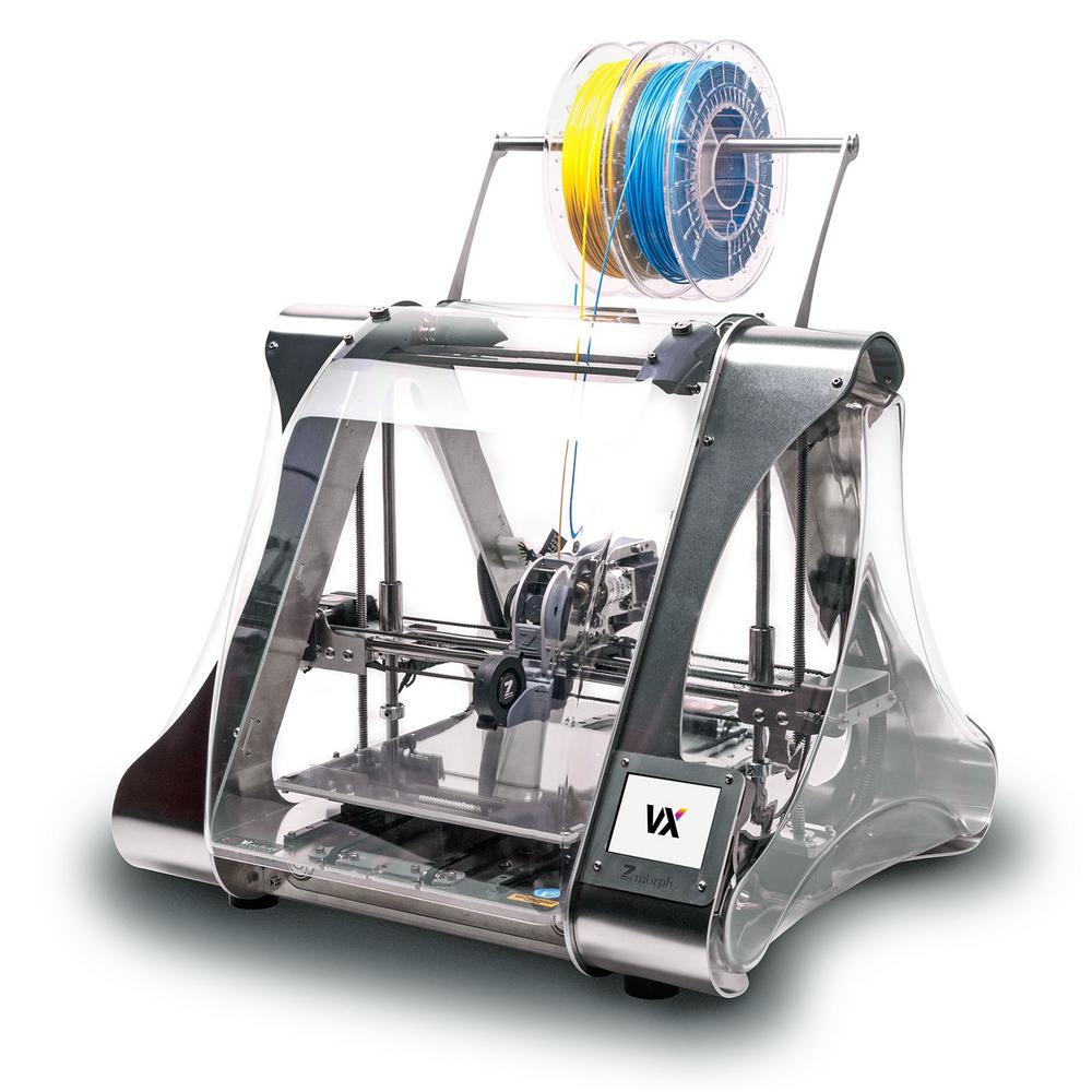 2.0 VX All-in-1 Dual Extruder 3D Printer/CNC Machine/Laser Cutter/Paste Extruder