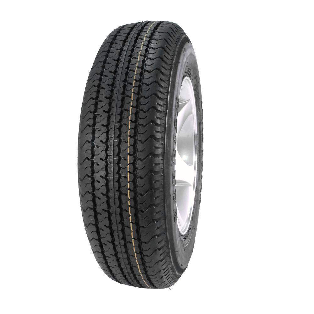 Karrier Radial 225/75R-15 Load Range D Radial Trailer Tire