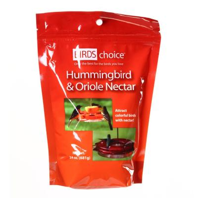 Hummingbird and Oriole Nectar 24 oz. Resealable Pouch
