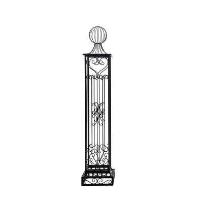 Alma 19 in. x 89 in. Decorative Arbor Post