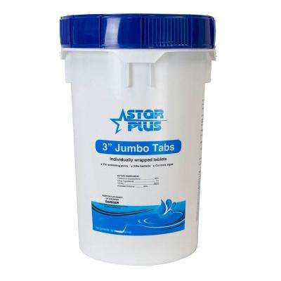 50 lb. Pool Chlorine 3 in. Jumbo Tabs