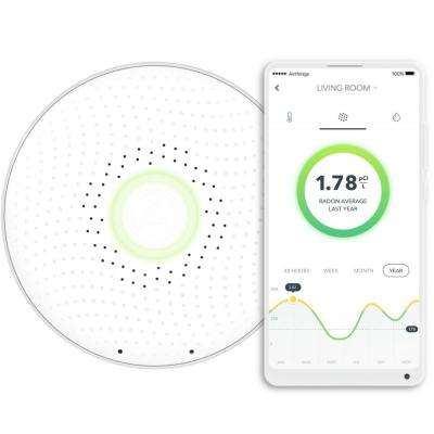 Wave Smart Radon Detector
