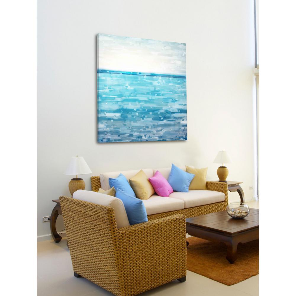 48 In H X 48 In W Ana Maria Island By Parvez Taj Printed Canvas