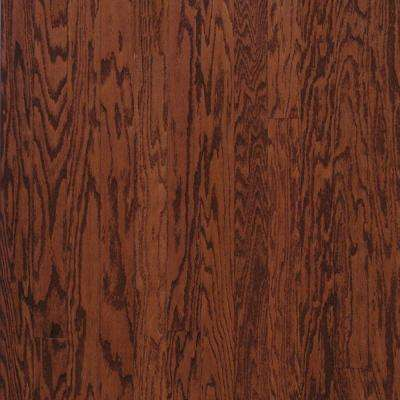 Take Home Sample - Cherry Oak Click Lock Engineered Hardwood Flooring - 5 in. x 7 in.