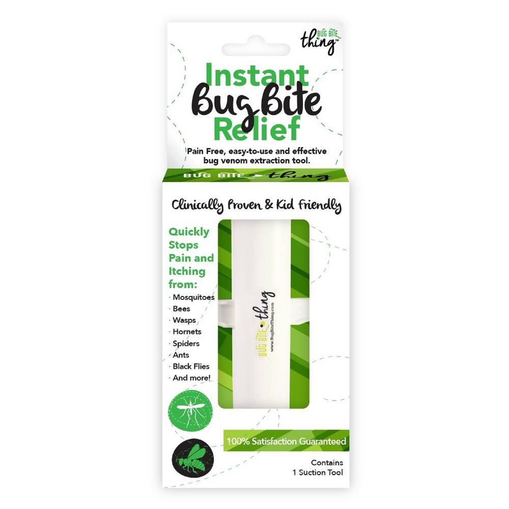 Bug Bite Thing Bug Bite Immediate Relief Suction Tool