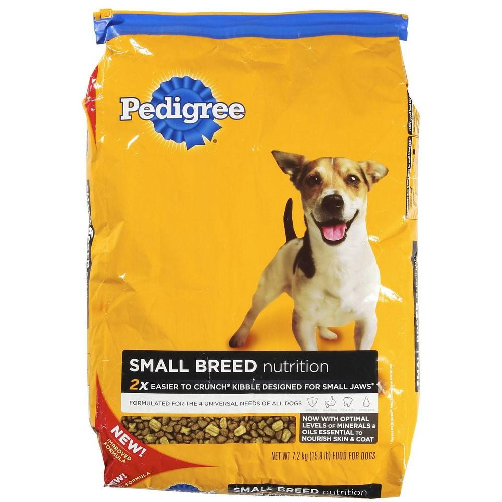Small Breed Adult Dry Dog Food (15.9 lb. Bag)