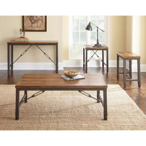 Click here to buy  Ashford Brown Cocktail Table.
