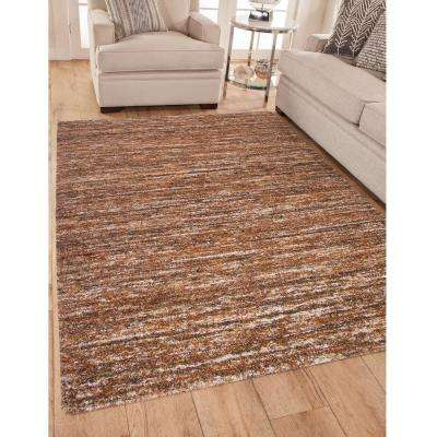 Granada Zira Rust 7 ft. 10 in. x 11 ft. 2 in. Area Rug
