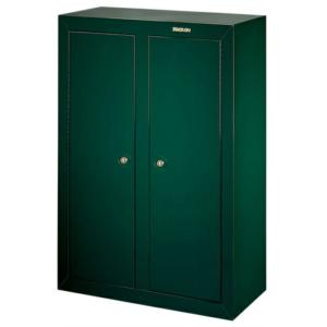 16gun convertible double door cabinet stackon