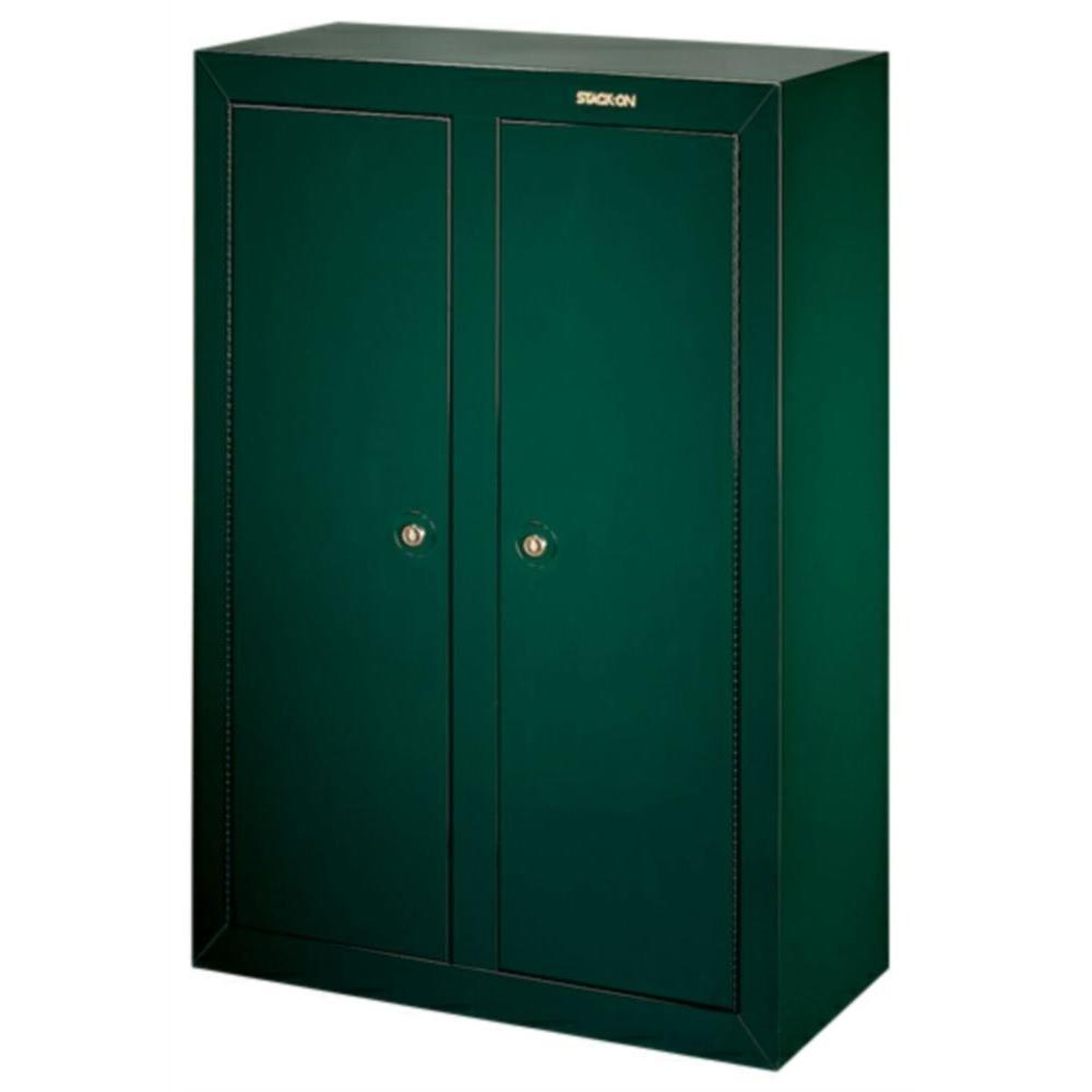 16-Gun Convertible Double Door Cabinet