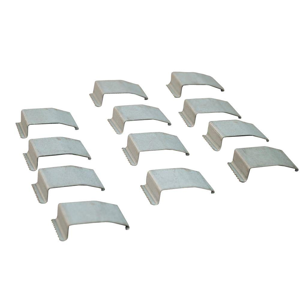 null OFR Series Overfloor Raceway Wire Clips