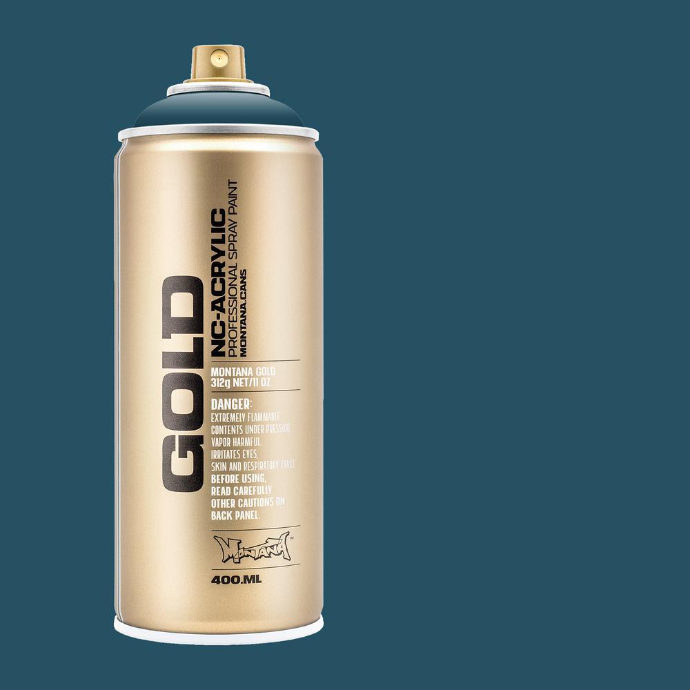 13 oz. GOLD Fjord Spray Paint
