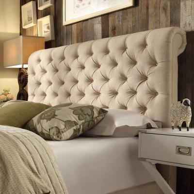 Radcliffe Oatmeal Queen Headboard