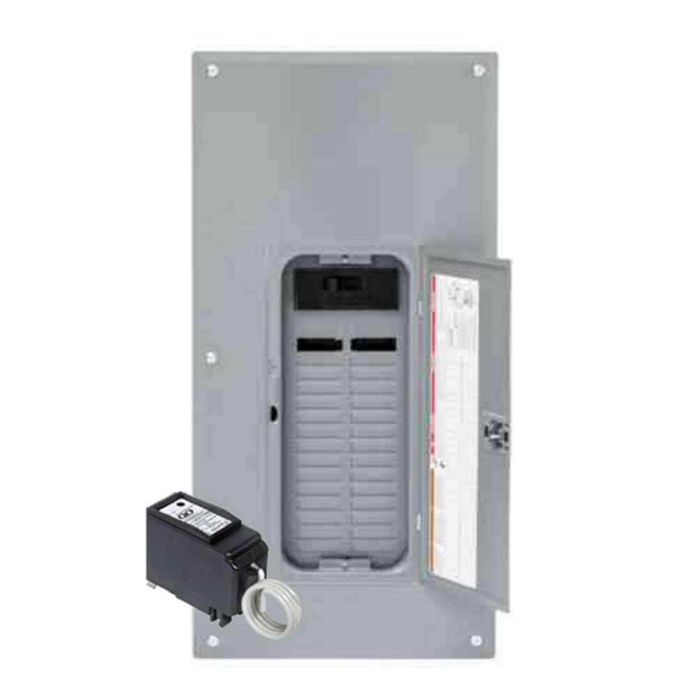 Square D QO 200 Amp 30-Space 30-Circuit Indoor Main Breaker Plug-On ...
