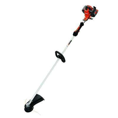 2 Cycle 25.4 cc Straight Shaft Gas Trimmer